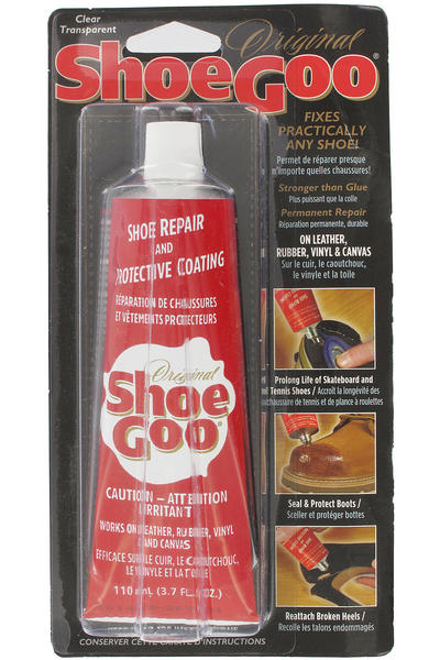 Shoe-Goo II Second-Wind Kleber (clear)