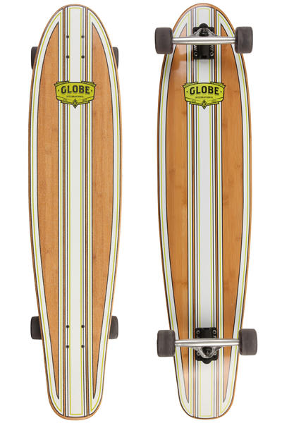 Globe Continental 43.5&quot; (110cm) Komplett-Longboard (bam white)