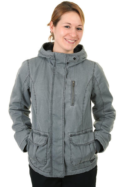 Vans New Heights Jacke girls (washed gravel)