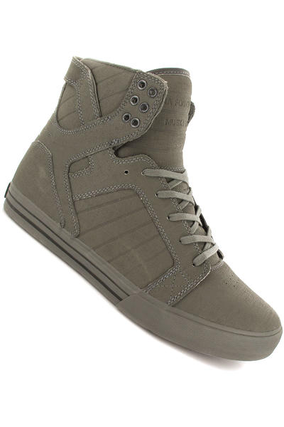 Supra Skytop Schuh Chad Muska Pro Model Schuh (gunny grey tuf)