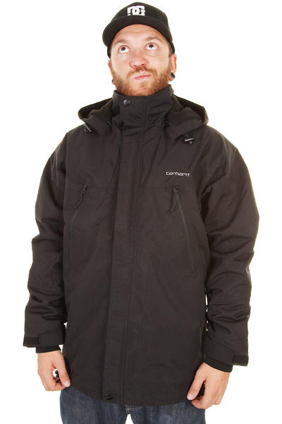 Carhartt Fellow Snowboard Jacket (black grey)