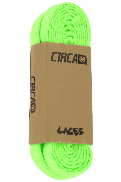 C1RCA Solid Schnürsenkel (light green)