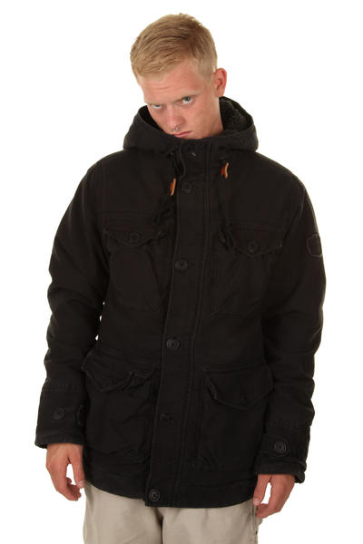 Forvert Observer Jacke (black)