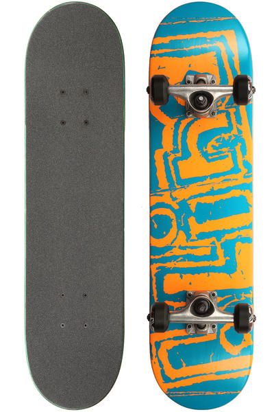 Blind Ransom SS 7&quot; Komplettboard kids (blue orange)