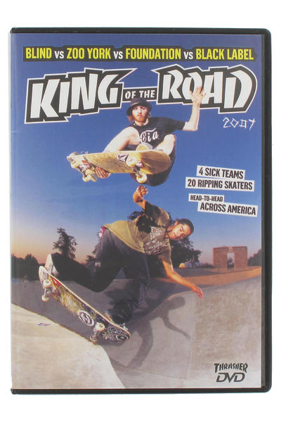 Thrasher King of the Road 07 DVD