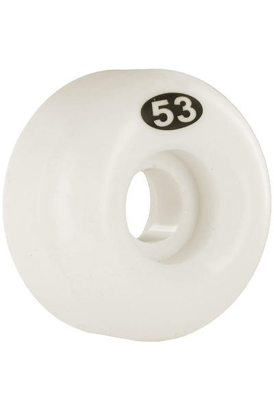 Dualite 53mm Rollen 4er Pack  (solid white)