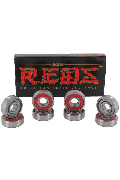 Bones Bearings Reds Kugellager (red)