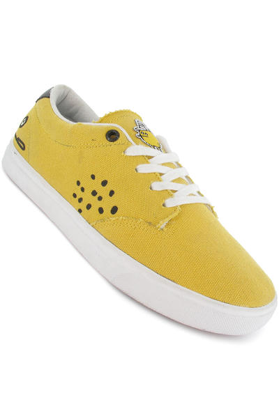 Globe Lighthouse x Cleptomanicx Schuh (yellow)