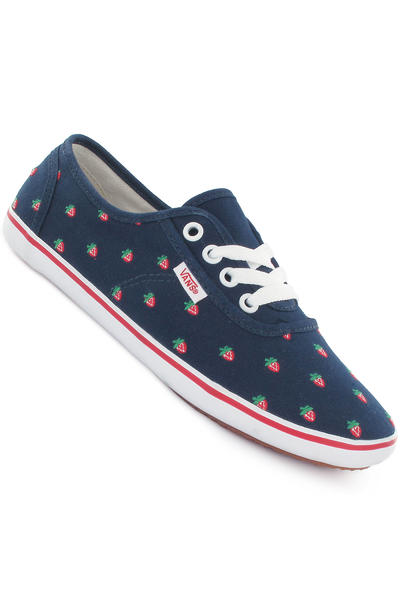 Vans Cedar Canvas Schuh girls (strawberries navy)