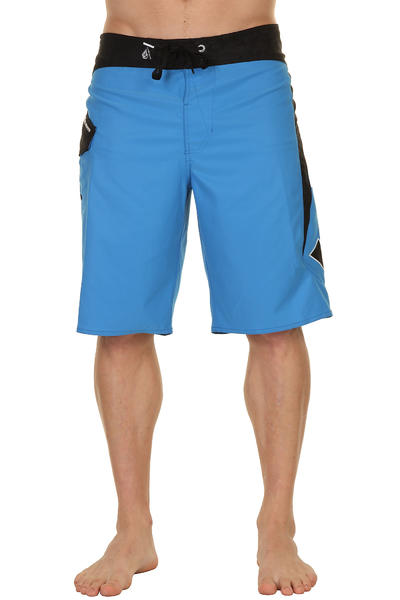 Volcom 2EZ Solid Boardshorts (blue)
