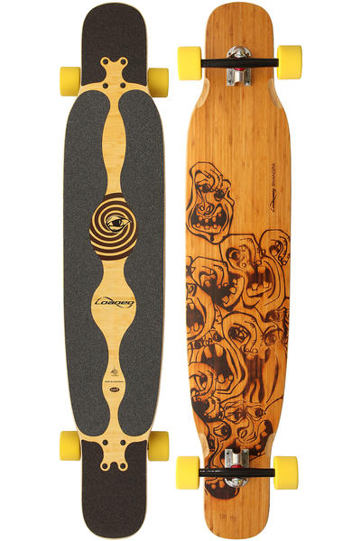 Loaded Bhangra 48.5&quot; (123cm) Komplett-Longboard