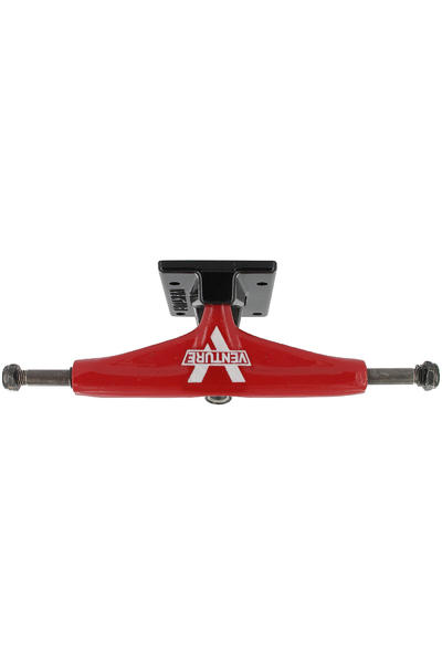 "Venture Trucks Color El Toro Low 5.25"" Achse (red black)"
