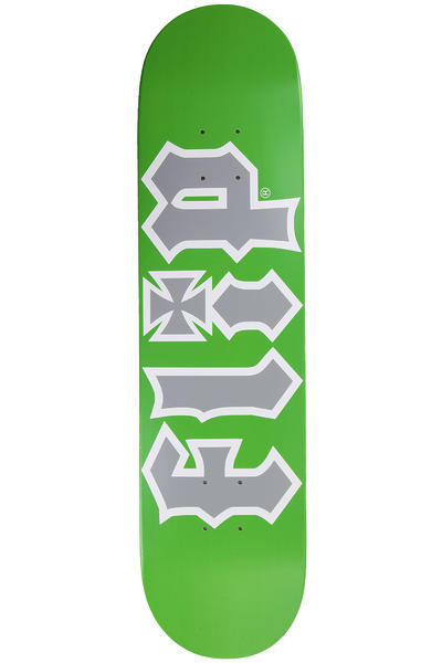 "Flip HKD Green Grey 7.75"" Deck"