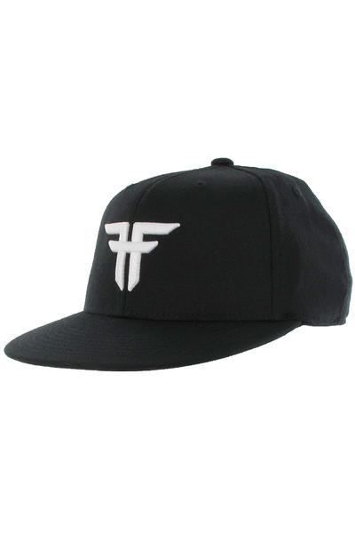 Fallen Trademark FlexFit 210 Cap (black white)