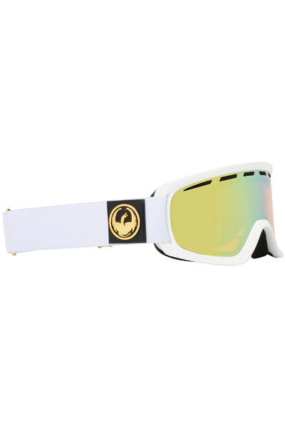 Dragon D2 Goggle inkl. Bonus Glas  (white gold ionized)