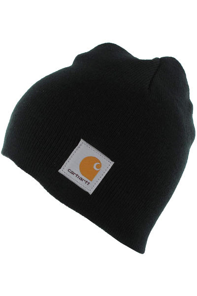 Carhartt Acrylic Knit Mtze (black)