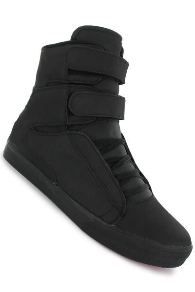 Supra Society Schuh (black satin tuf)