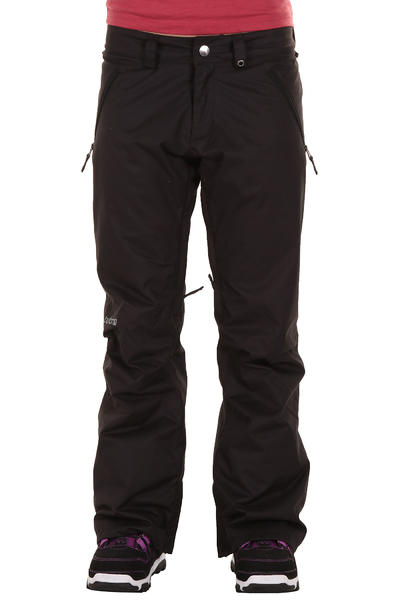 Burton Society FA11 Snowboard Hose girls (true black)