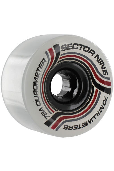 Sector 9 Nineballs 70mm 78a Rollen 4er Pack  (ghost)