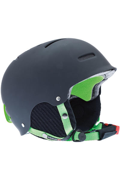 Quiksilver Gravity Helm (black 2t)