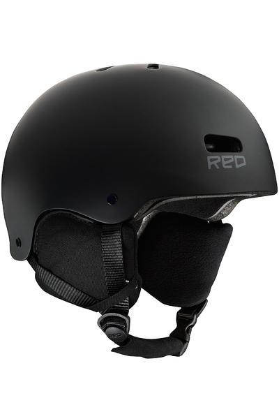 RED Trace Snow-Helmet (black matte)