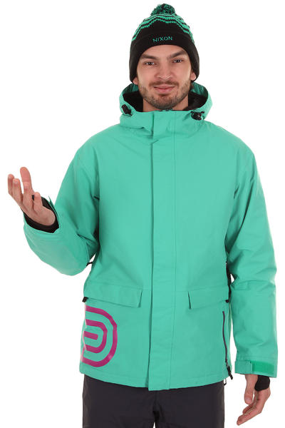 Airblaster Javier Snowboard Jacke (teal)