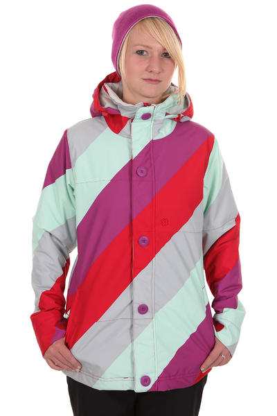 Special Blend Joy Snowboard Jacke girls (purple hazed slanted)