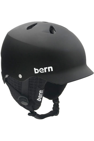 Bern Watts Snow-Helm EPS  (matte black)