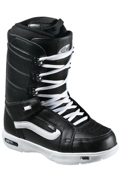 Vans HI Standard Boot (black white)