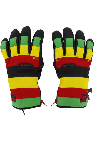 Dakine Omega Handschuhe (rasta)