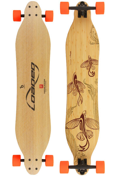 "Loaded Vanguard 42"" (107cm) Komplett-Longboard"