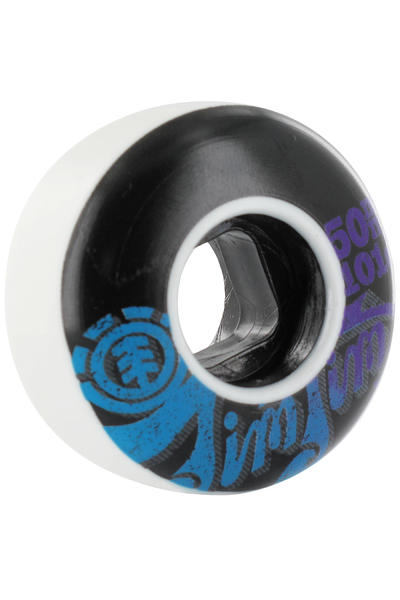 Element Tim Tim Ashbury 50mm Rollen 4er Pack  (black blue white)
