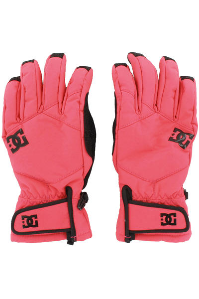 DC Seger Handschuhe girls (black goji)