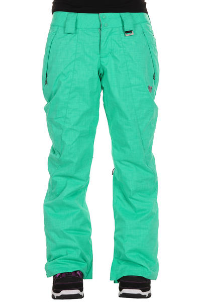 DC Ace I Snowboard Hose girls (pool green)