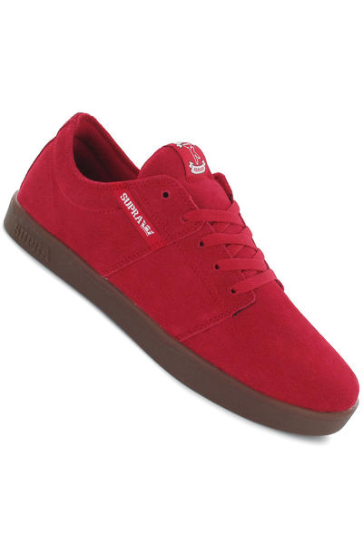 Supra Stacks Schuh (red)