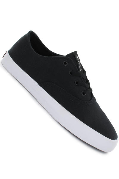 Supra Wrap Schuh (black white)