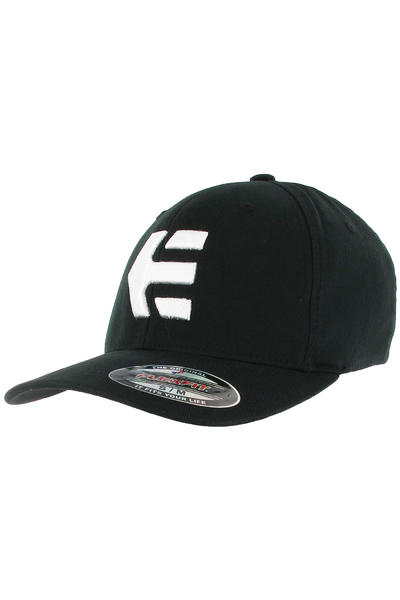 Etnies Icon 5 FlexFit Cap (black white)