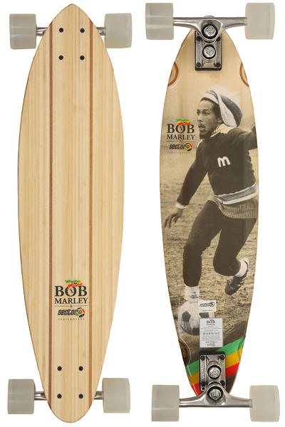 "Sector 9 Player - Bob Marley Series 8.375"" x 32.5"" Cruiser"