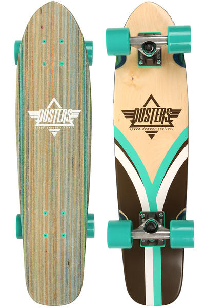 Dusters Flashback Flyers 7&quot; x 28&quot; Cruiser (natural blue)