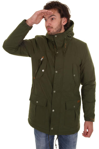 Volcom Target Jacke (drab olive)