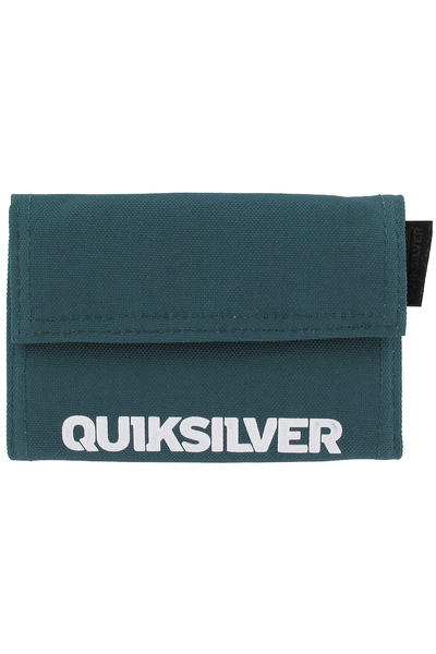 Quiksilver Wave Station A Geldbeutel (indian teal)