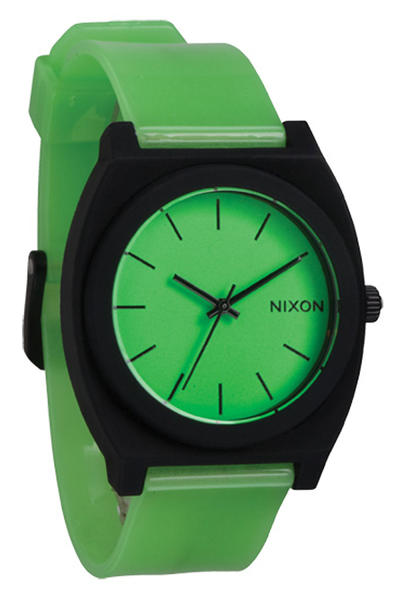 Nixon The Time Teller P Uhr (glo green)