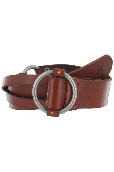 Nixon Winding Road Gürtel girls (saddle)