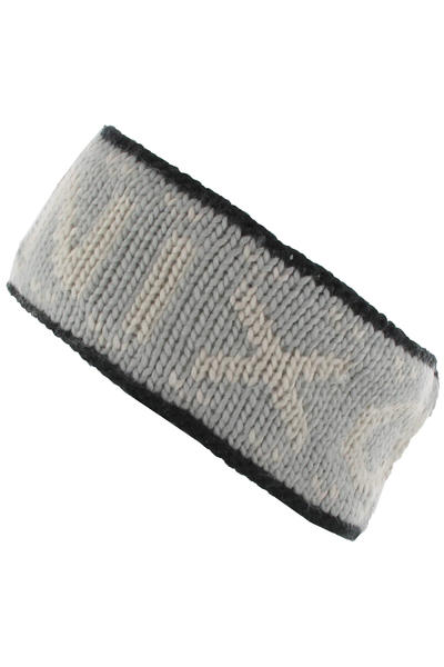 Nixon Name Sake Stirnband girls (soft grey)