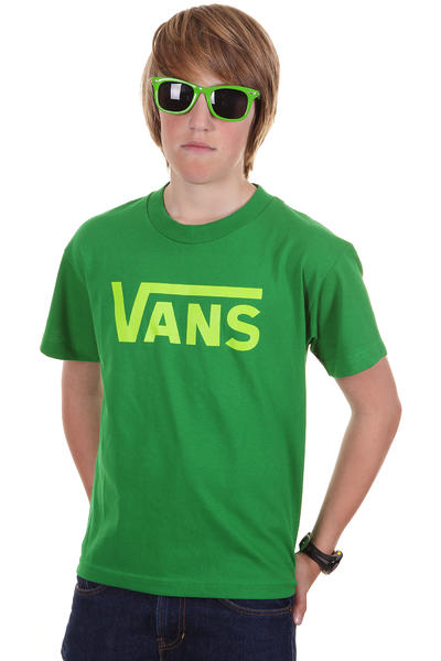 Vans Classic T-Shirt kids (kelly lime)