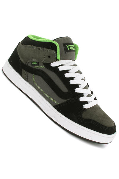 Vans Edgemont Shoe (black charcoal green)