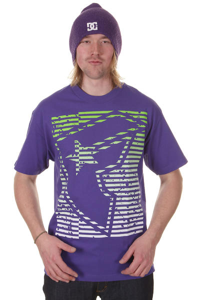 Famous Hotel T-Shirt (purple lime)