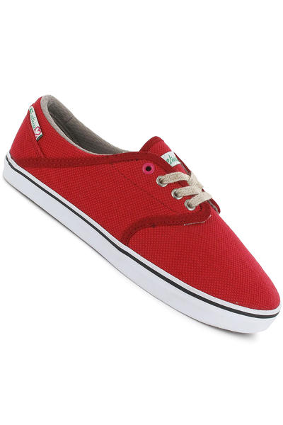 Etnies Kab Caprice Eco Schuh girls (red white)