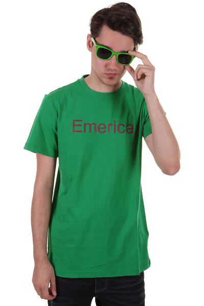 Emerica Pure 12 T-Shirt (green)