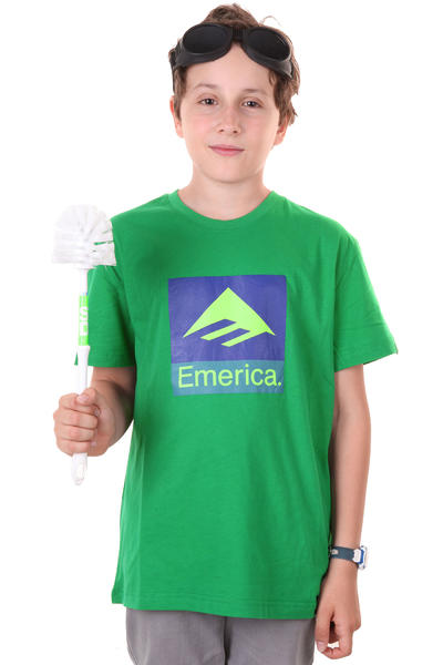 Emerica Combo T-Shirt kids (green)